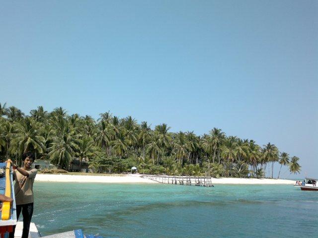 Ketawai Island, Bangka