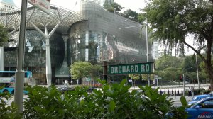 sign if Orchard Road :p