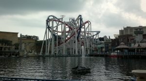 Battlestar Galactica jet coaster, AWESOME!!!