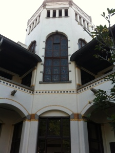 Lawang Sewu old building